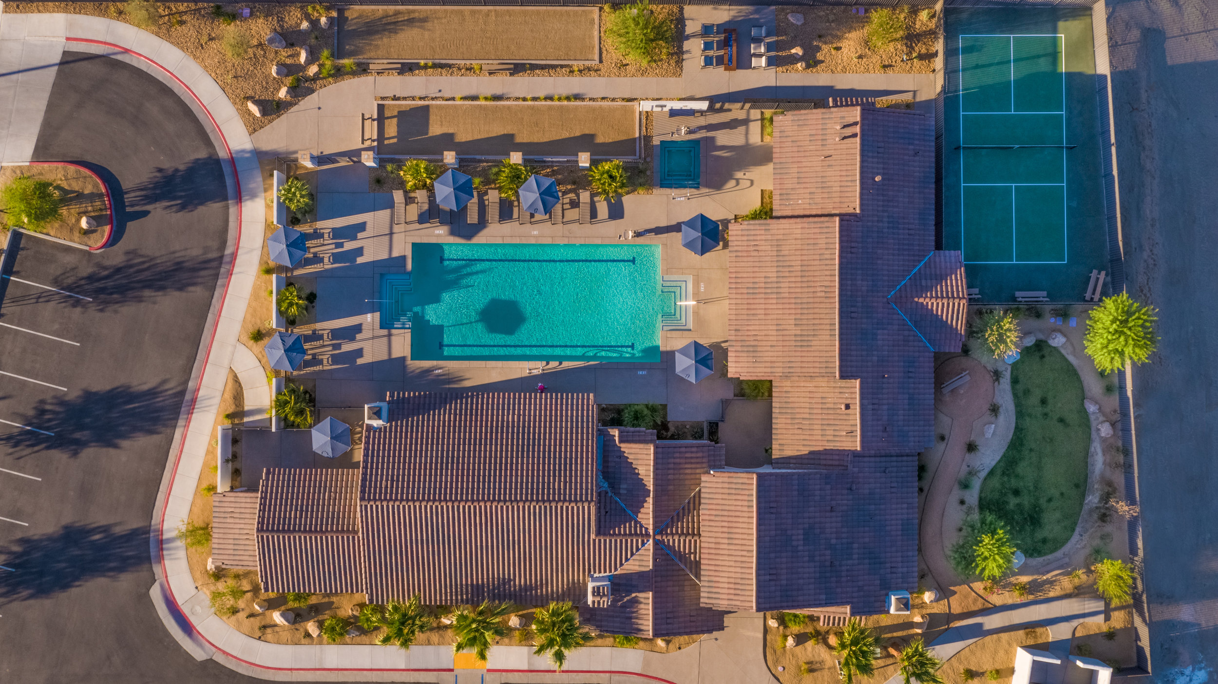 Pool & Recreation Area