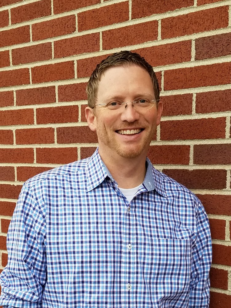 Wes Ehret - Pastor of Student Ministries