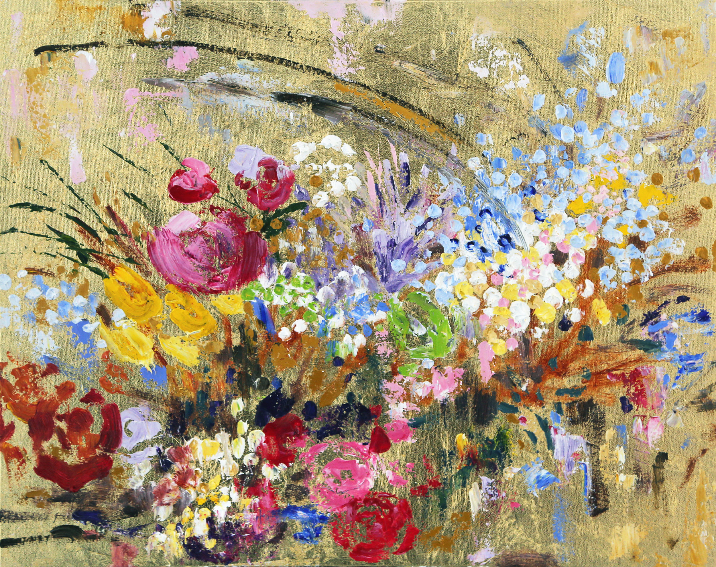 Flowering*#16 x 20 in.