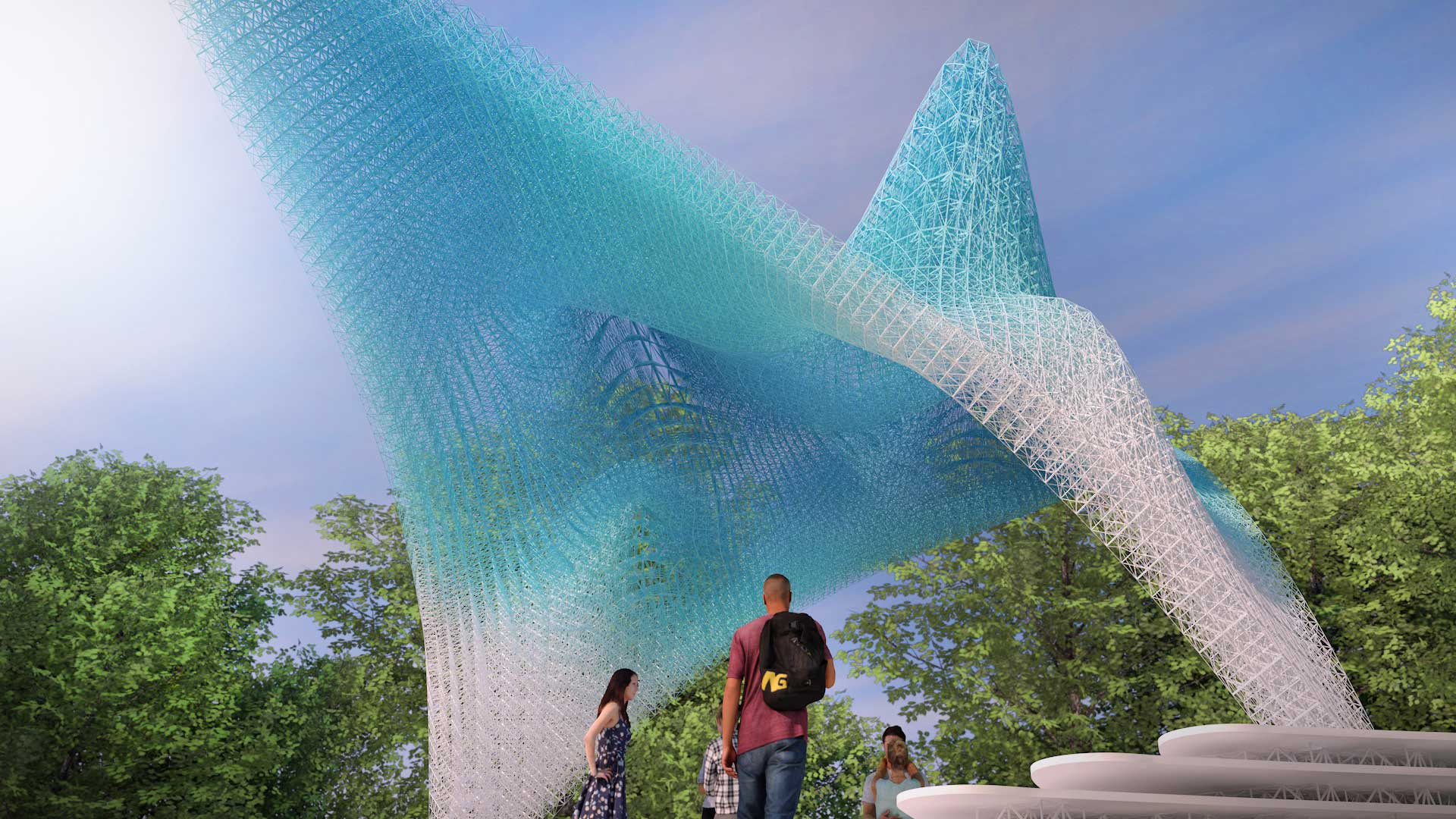 UWF Art Pavilion