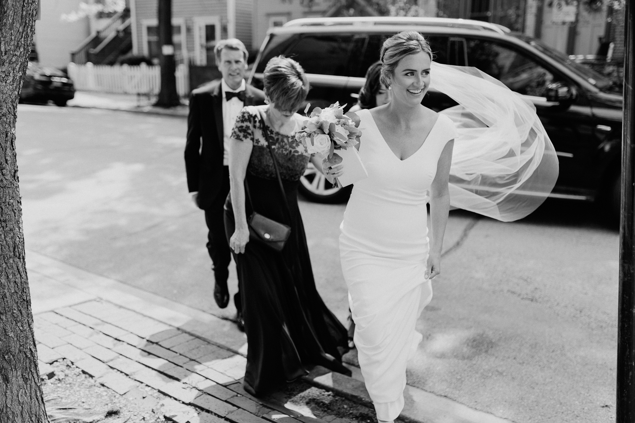 Wedding at St. Michael's Old Town, Chicago