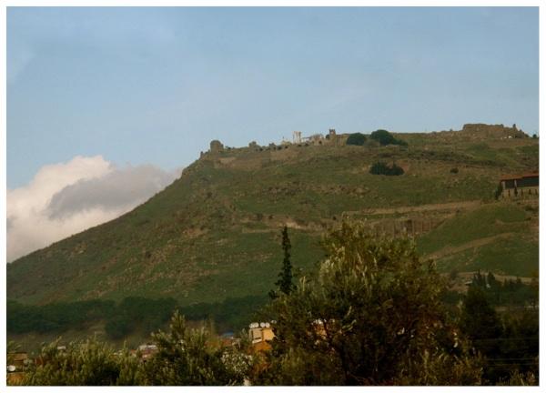 Mound - Kingdom of Pergamon, Turkey.jpg