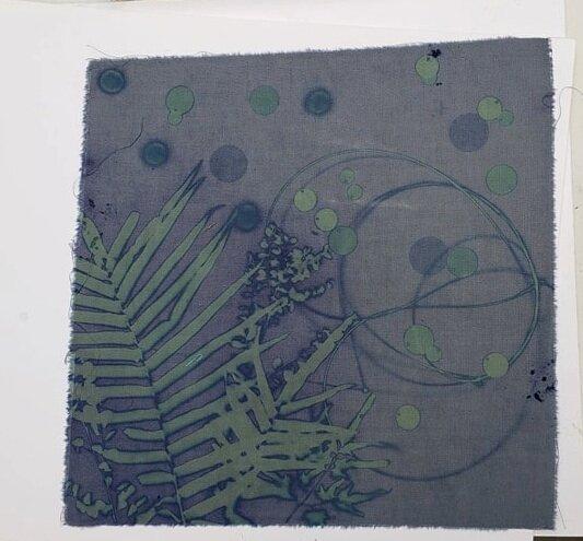 Ferns in Progress_Cyanotype Workshop_Jan2019.jpg