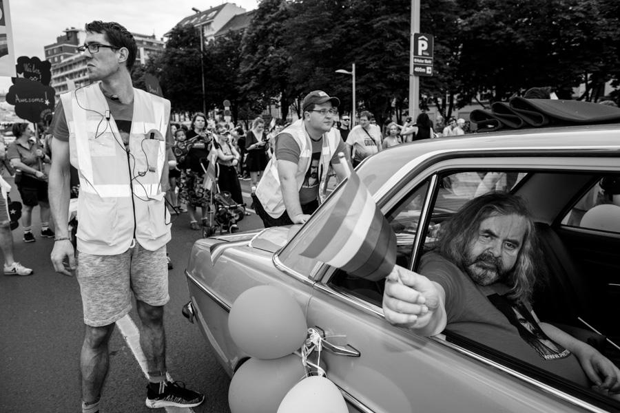 AUSTRIA / Vienna / 16.06.2018 / Regenbogenparade© Alexander Magedlerwww.magedler.com
