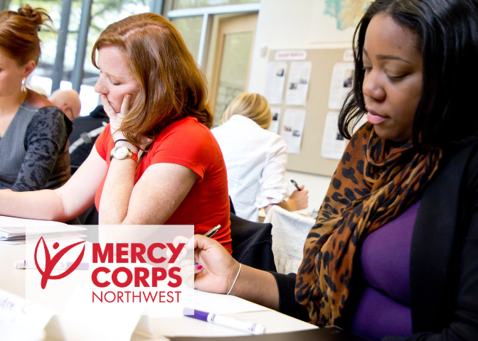 2005: Mercy Corps Northwest