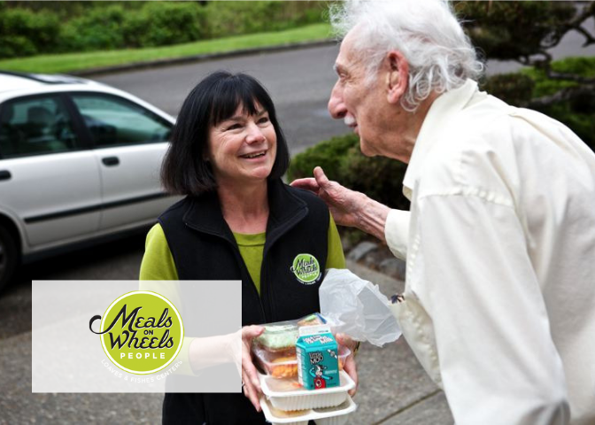 2011: Meals on Wheels People