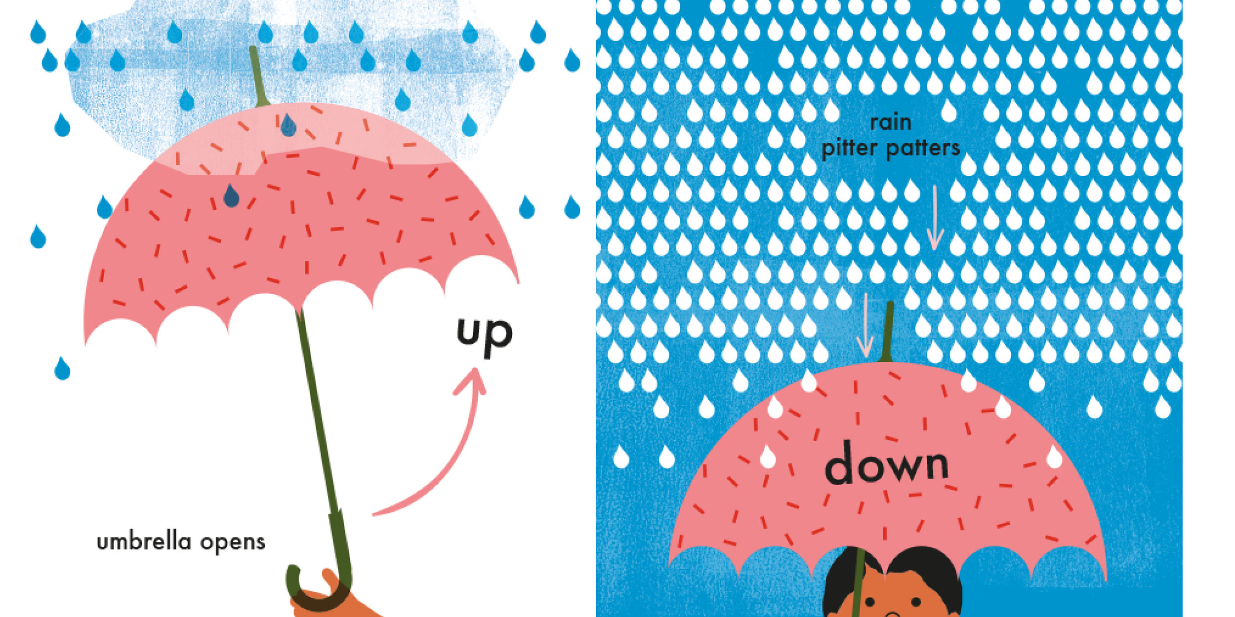 up and down  illustrated by Avni Patel