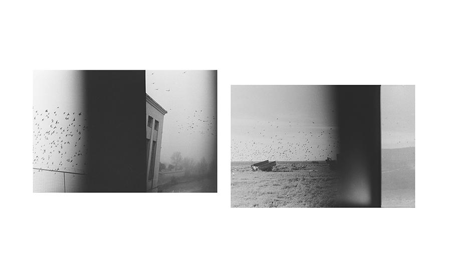 """Cristina R. Vecino, """"Memoria Construida"""", 2016."""