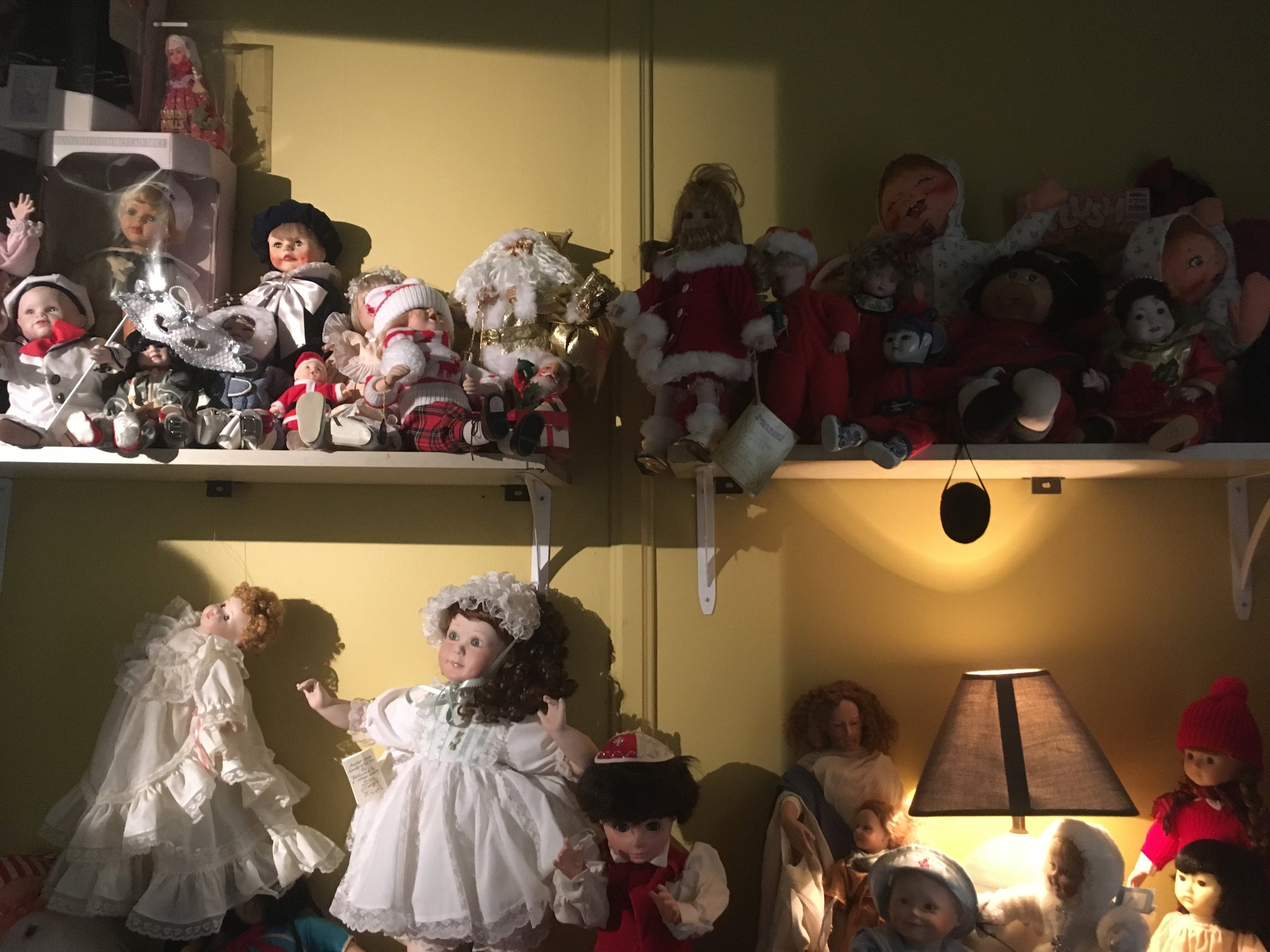 Doll details