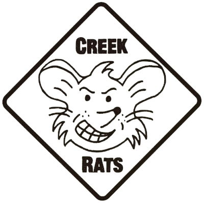 Creek Rats Logo