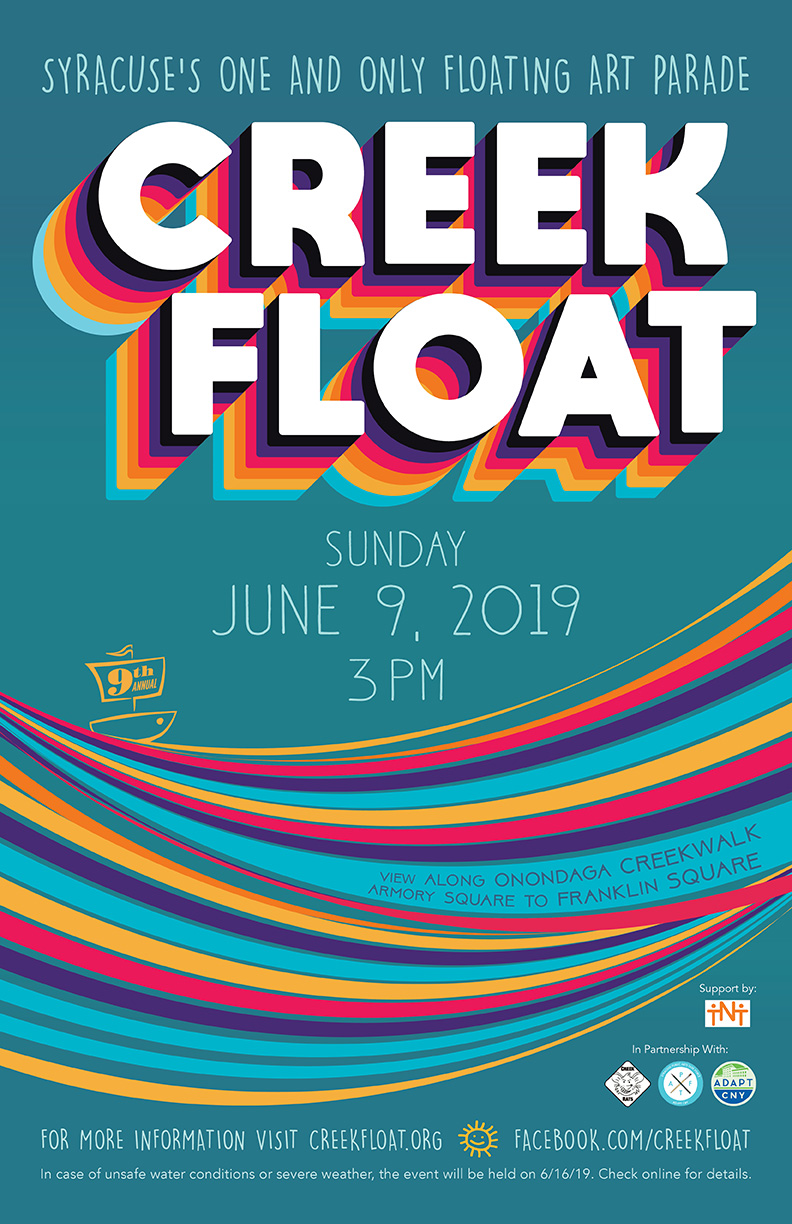 Creek Float 2019