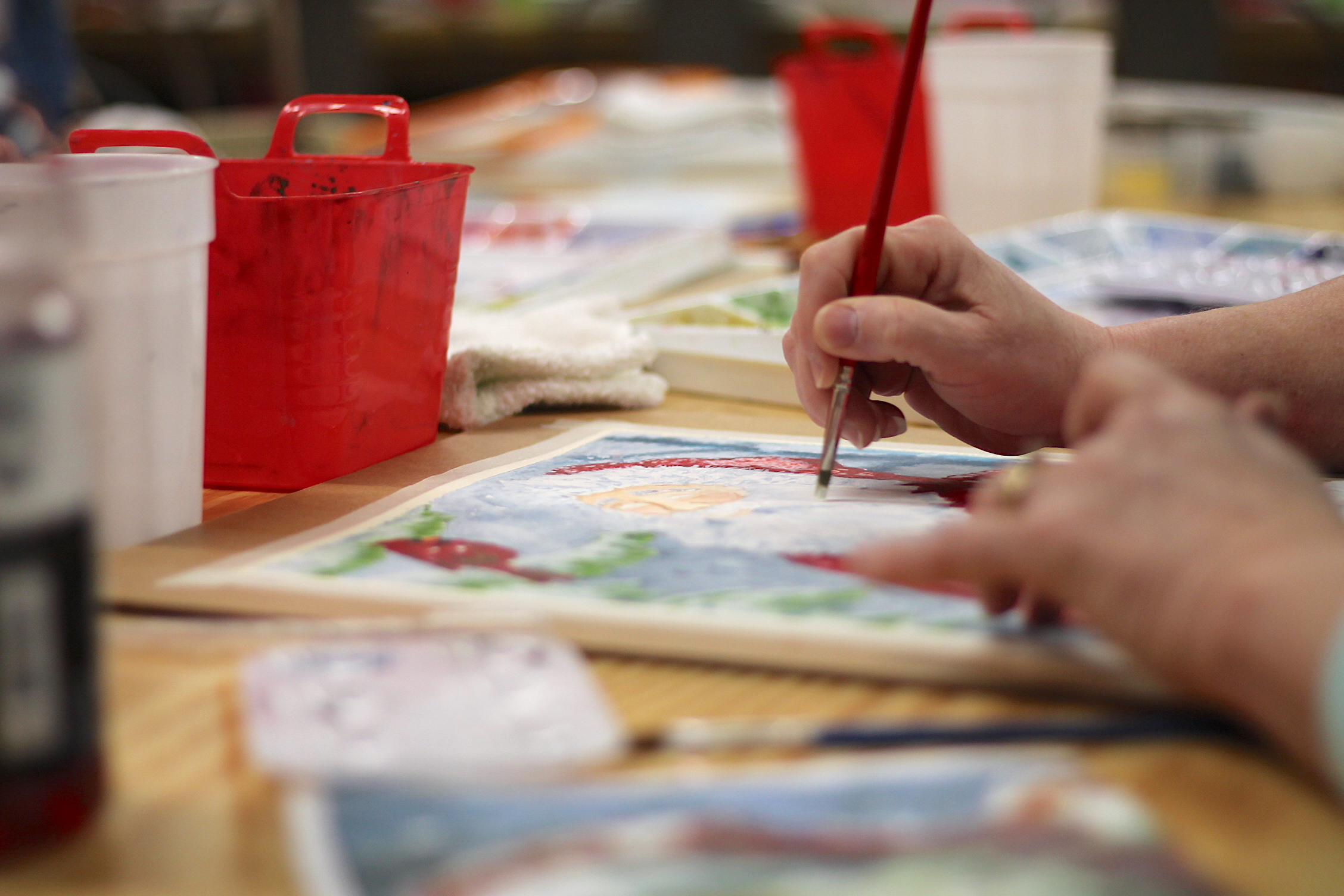 Painting Classes -