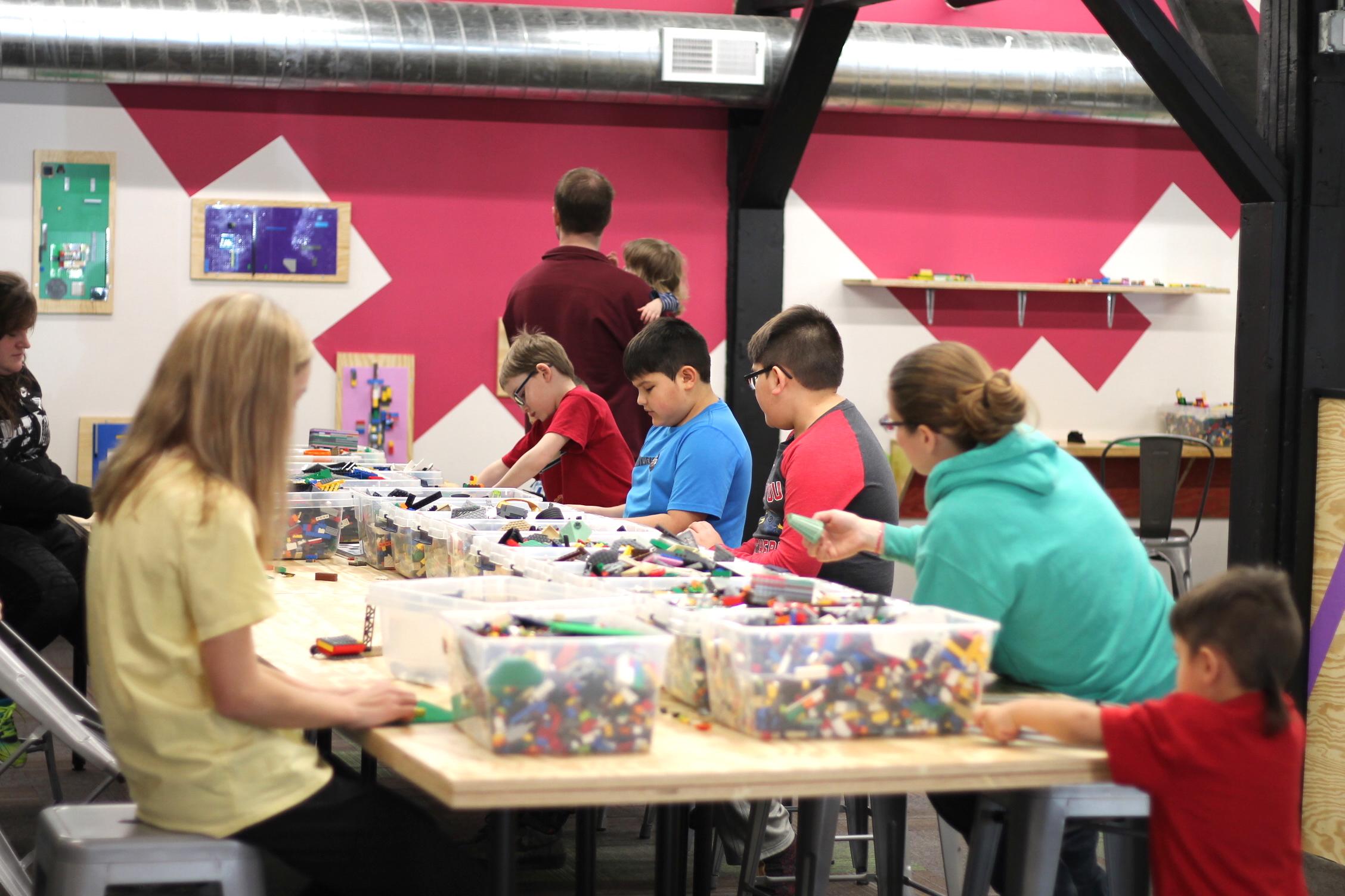 Lego Lab - people at table.JPG