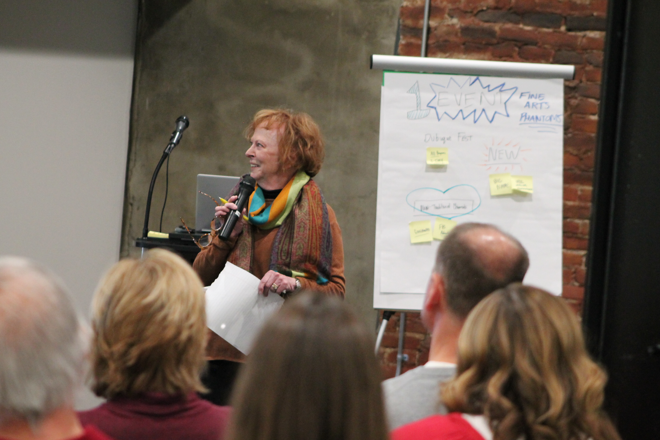 Community judges announce winning pitches