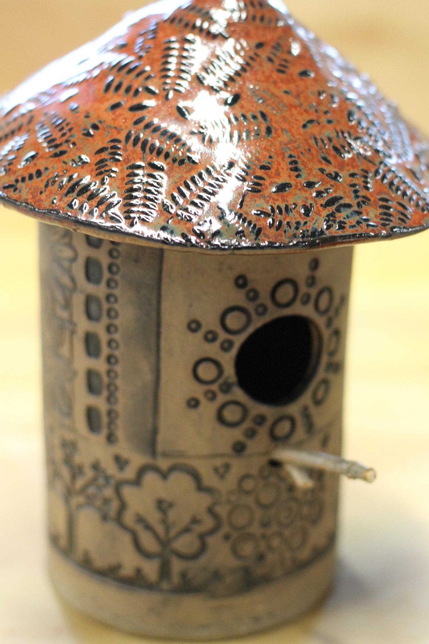 Pottery Birdhouses4.JPG