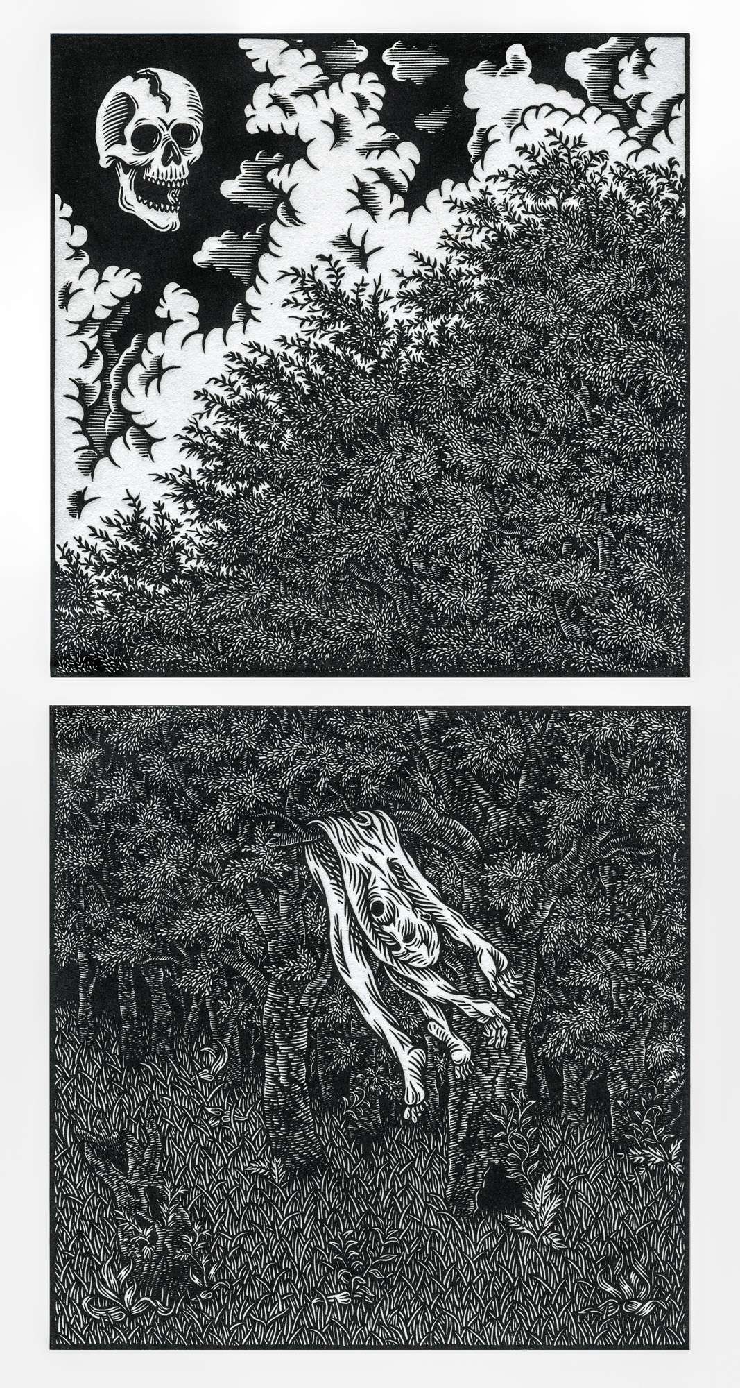 Tyler Krasowski   Peeping Tom   Sintra Relief  2014