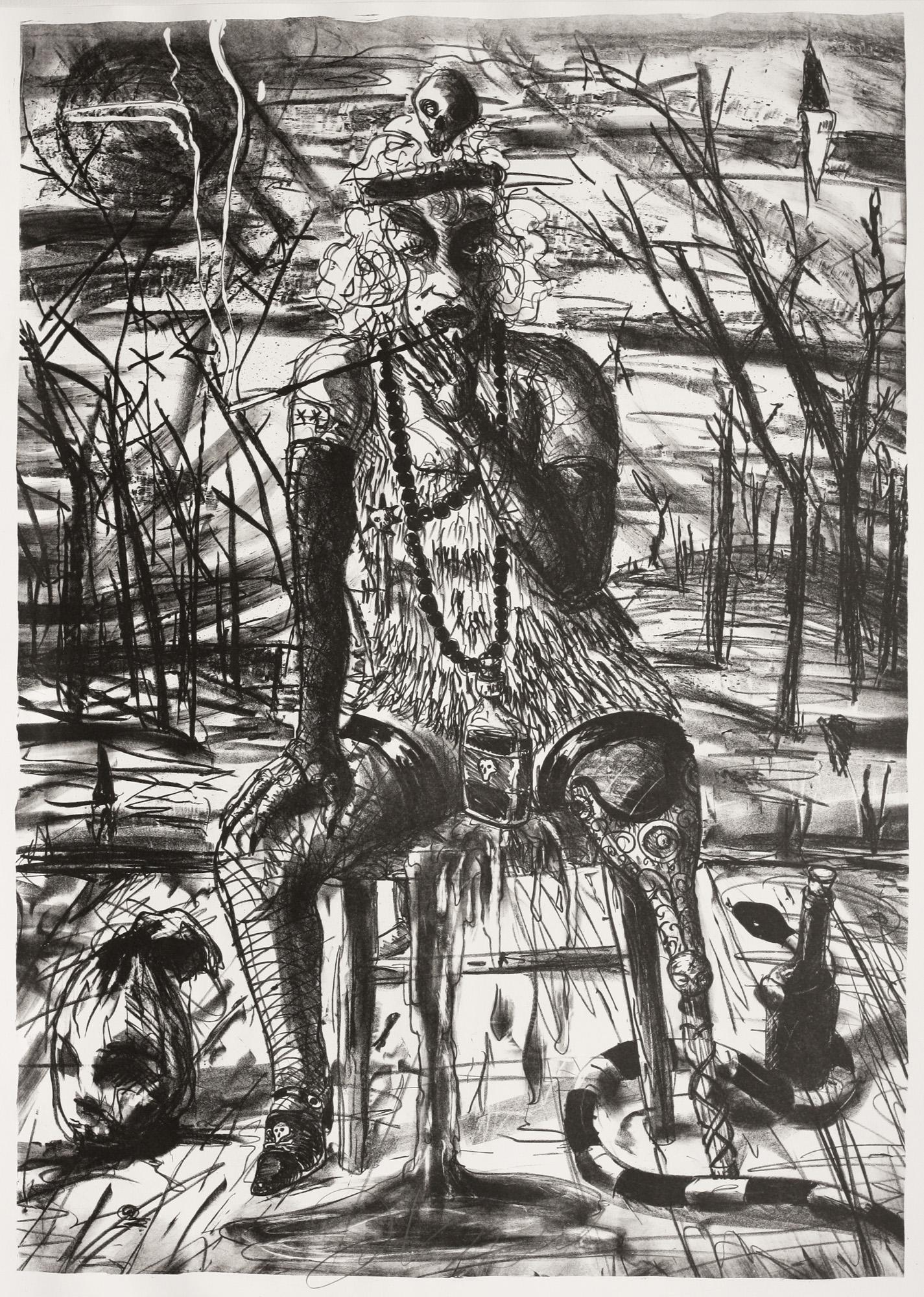 John Hancock  lithograph