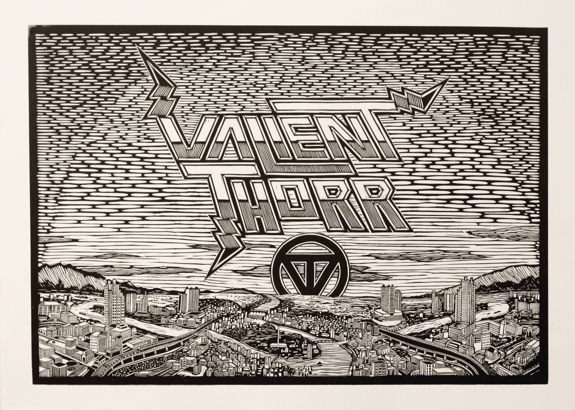 Valient Himself   Valient Thorr   Sintra Relief