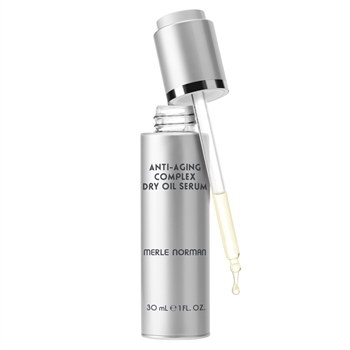 Merle Norman Anti-Aging Complex Emulsion Dry Oil Serum