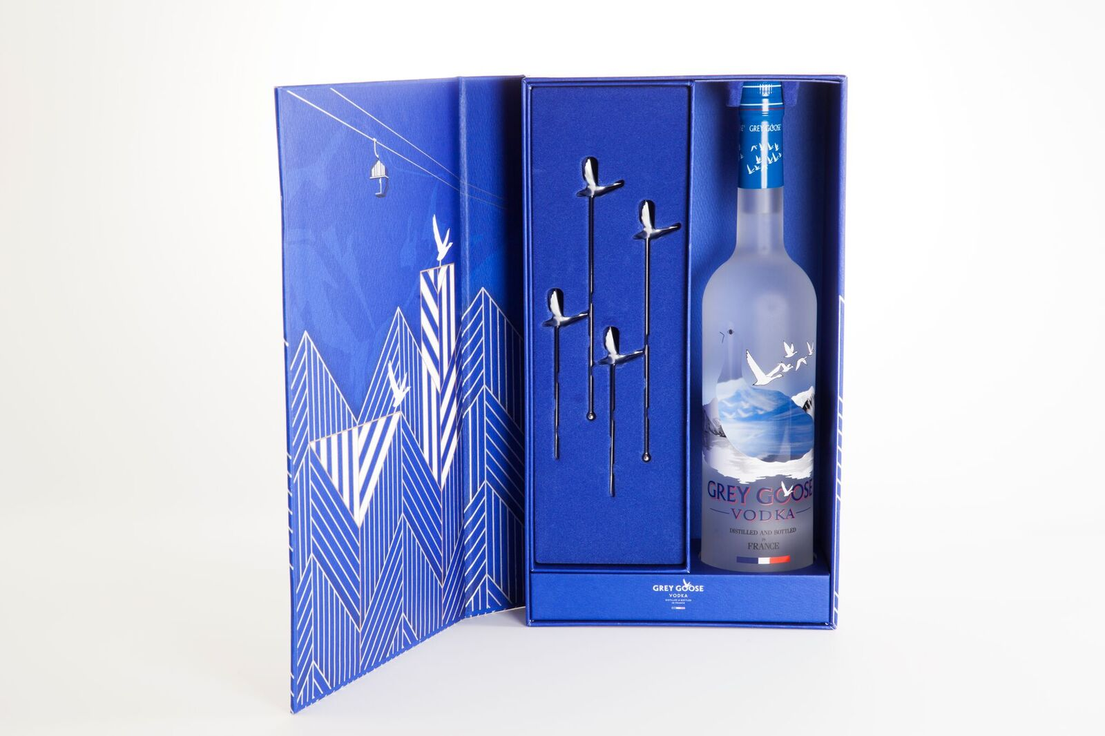 The Grey Goose Holiday Gift Set