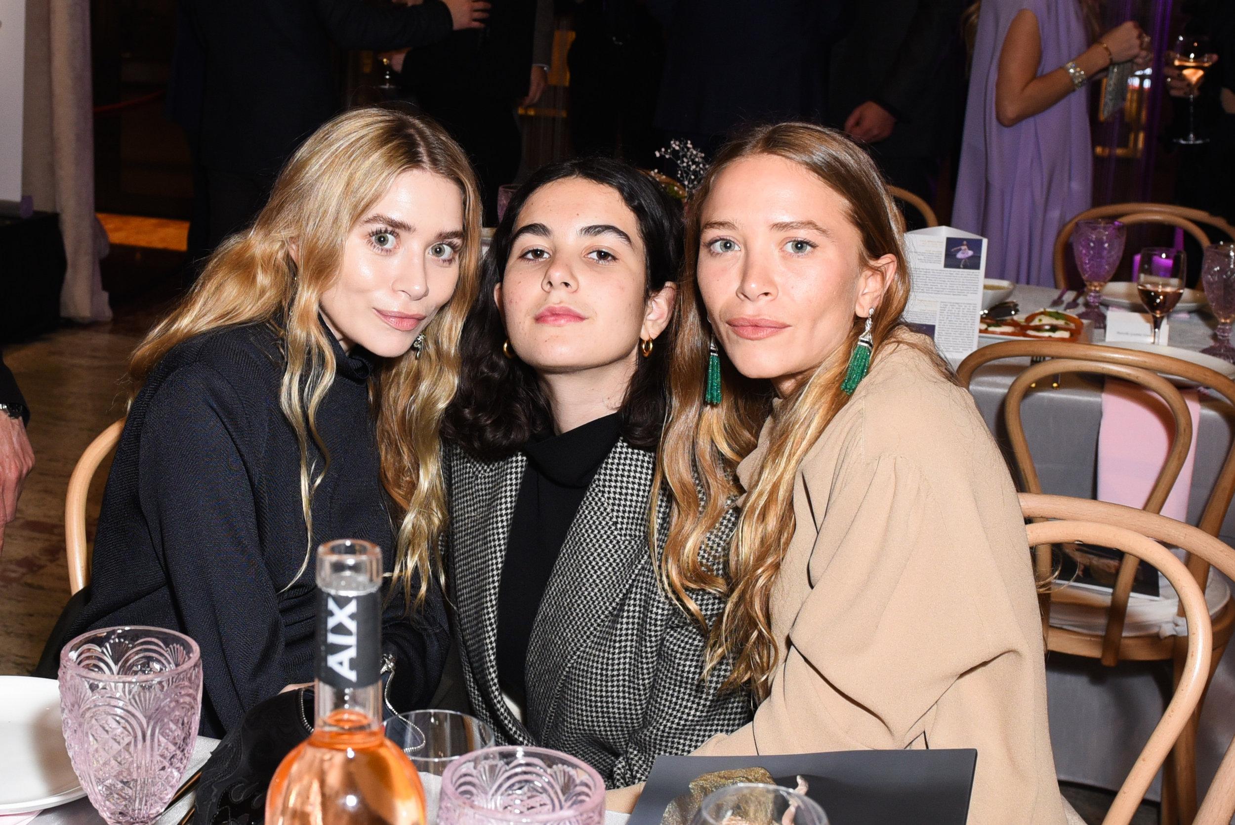 Ashley Olsen, Margot Sarkozy, Mary-Kate Olsen by Presley Ann for PMC.JPG