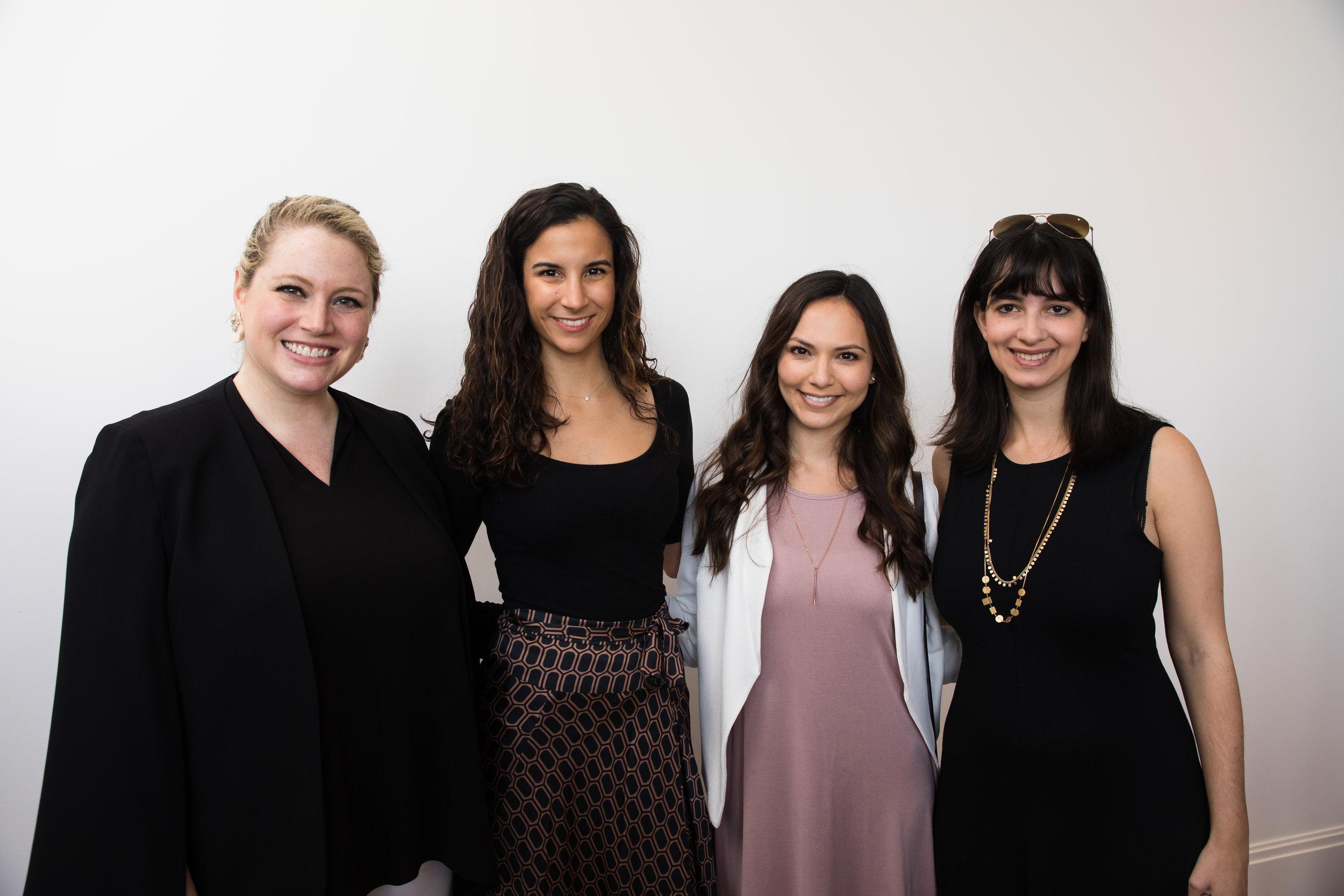 3. Katherine Demakos, Maria Ramudo, Michelle Contreras, Chloe Rosen.jpg