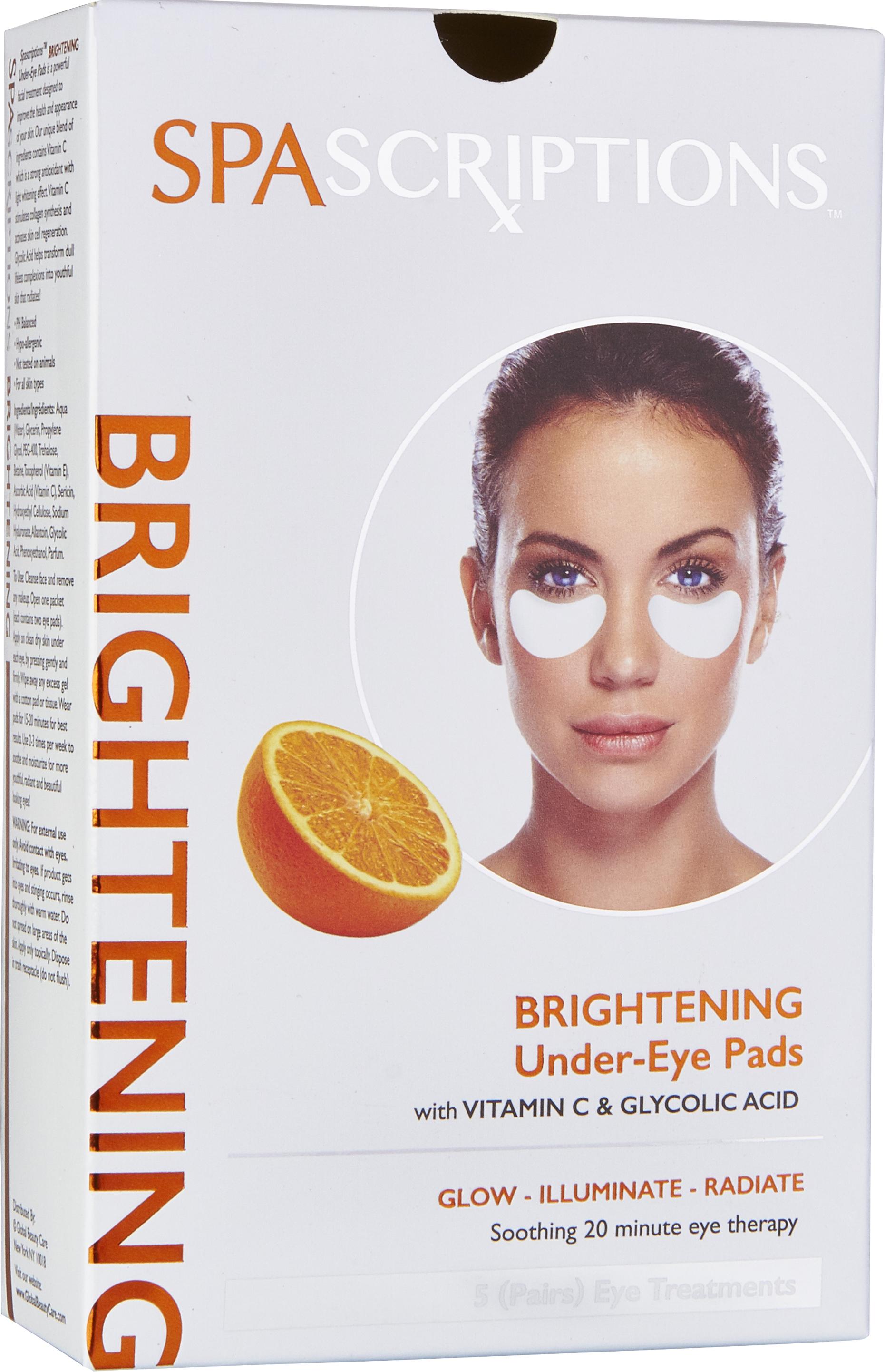 Spascriptions Brightening Under Eye Pads