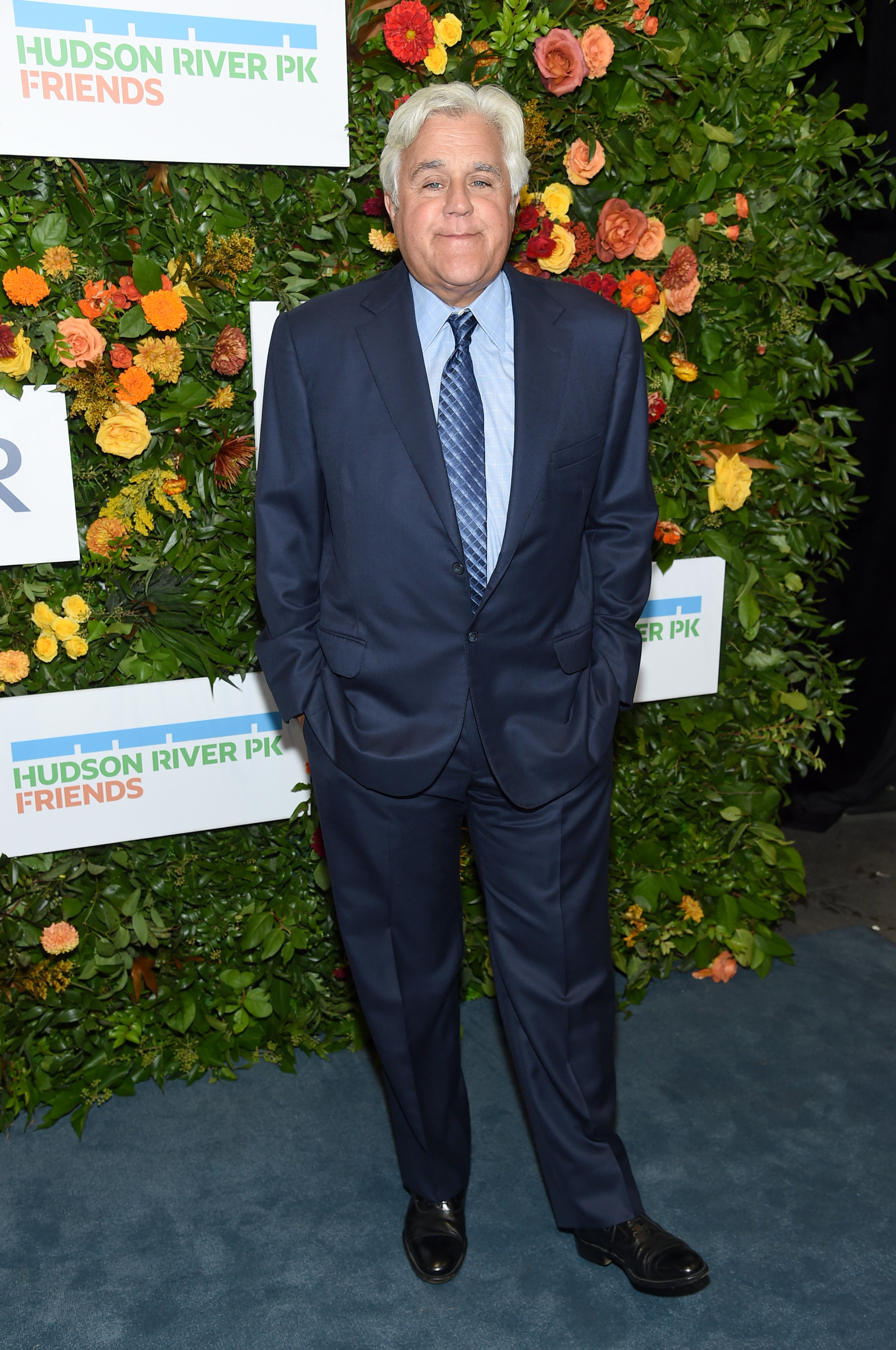 Jay Leno, courtesy of Getty Images