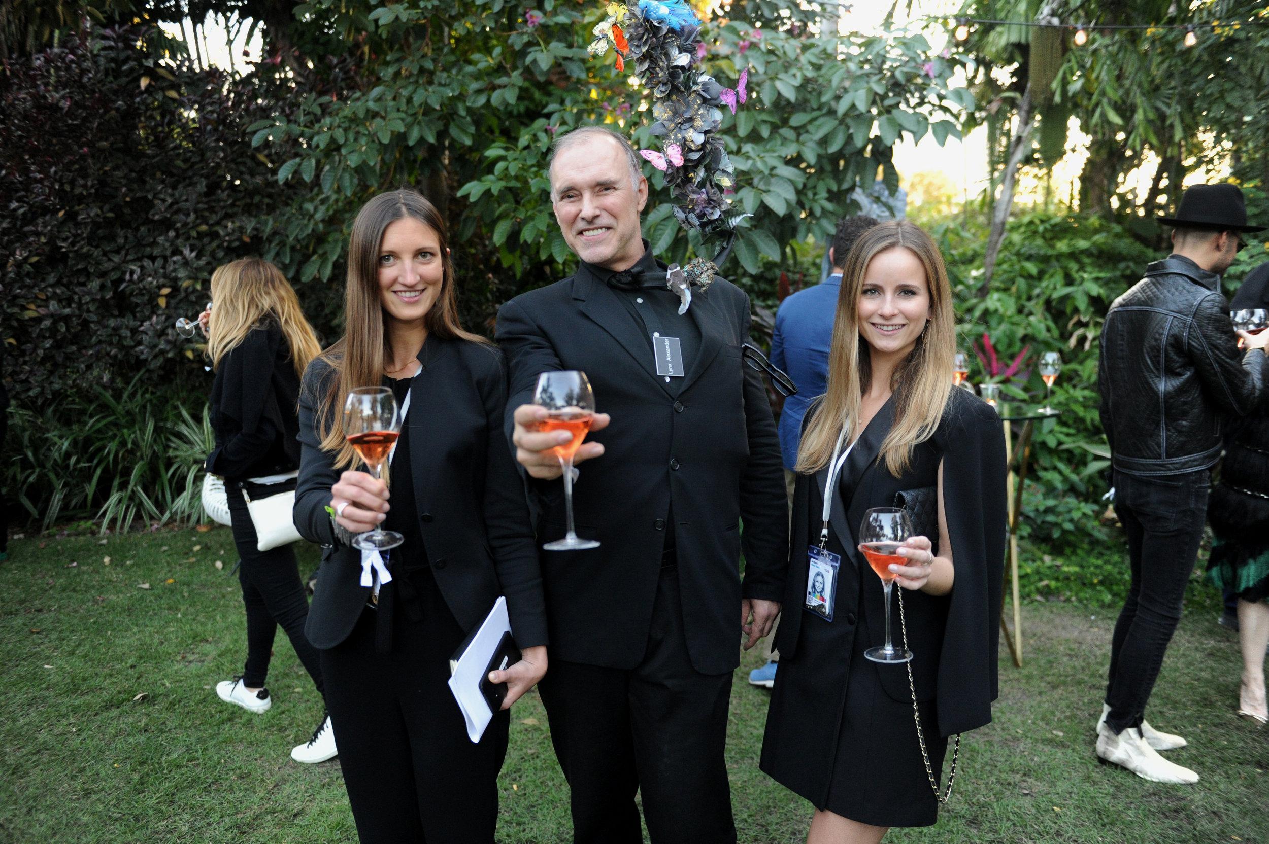 Caterina Donati, Lynx Alexander, & Anya McCarty5.JPG