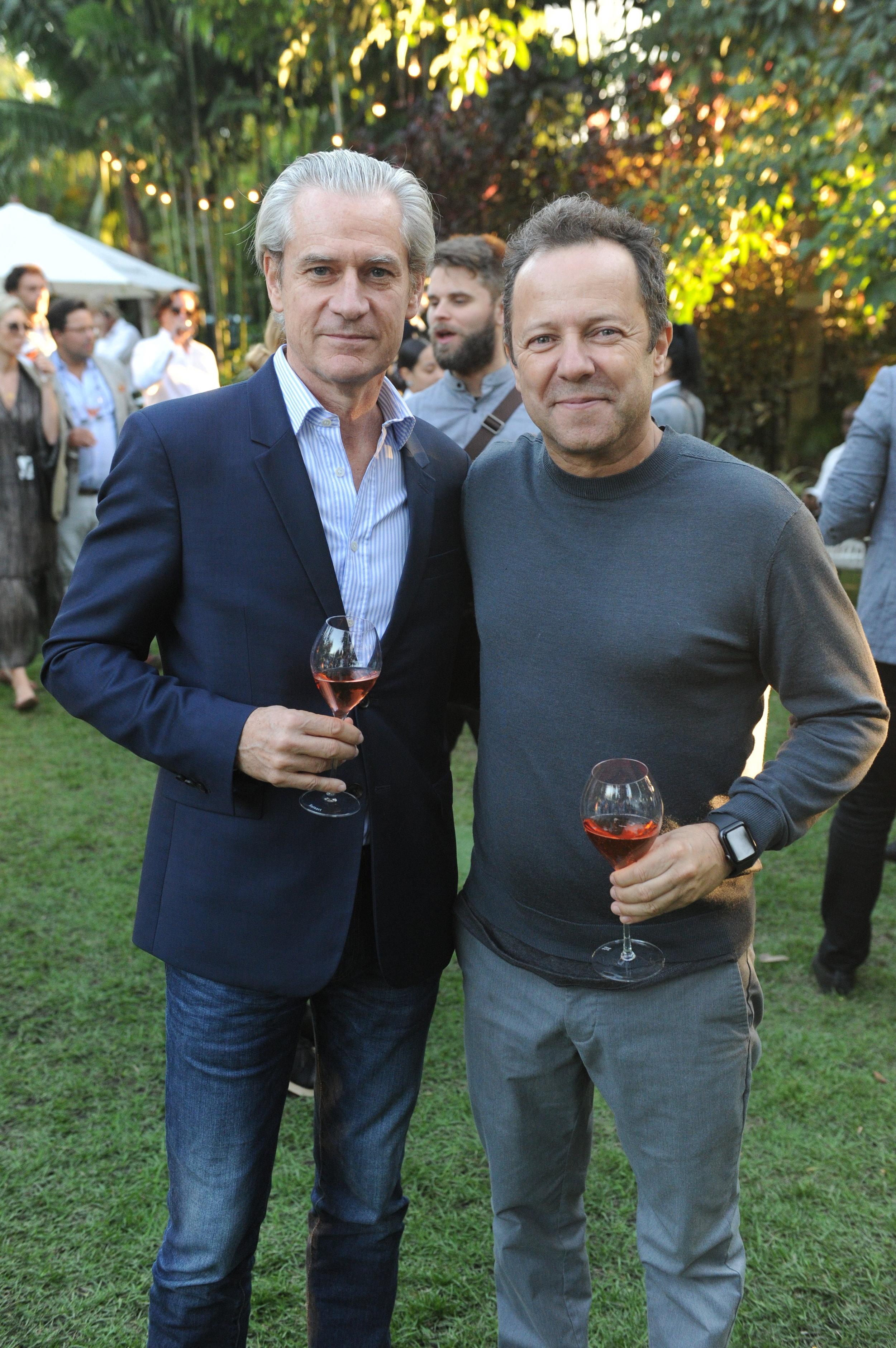 Frederic Dufor & Vik Muniz3.JPG