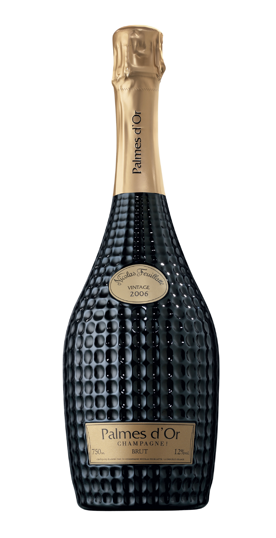Champagne Nicolas Feuillatte's Palmes d'Or