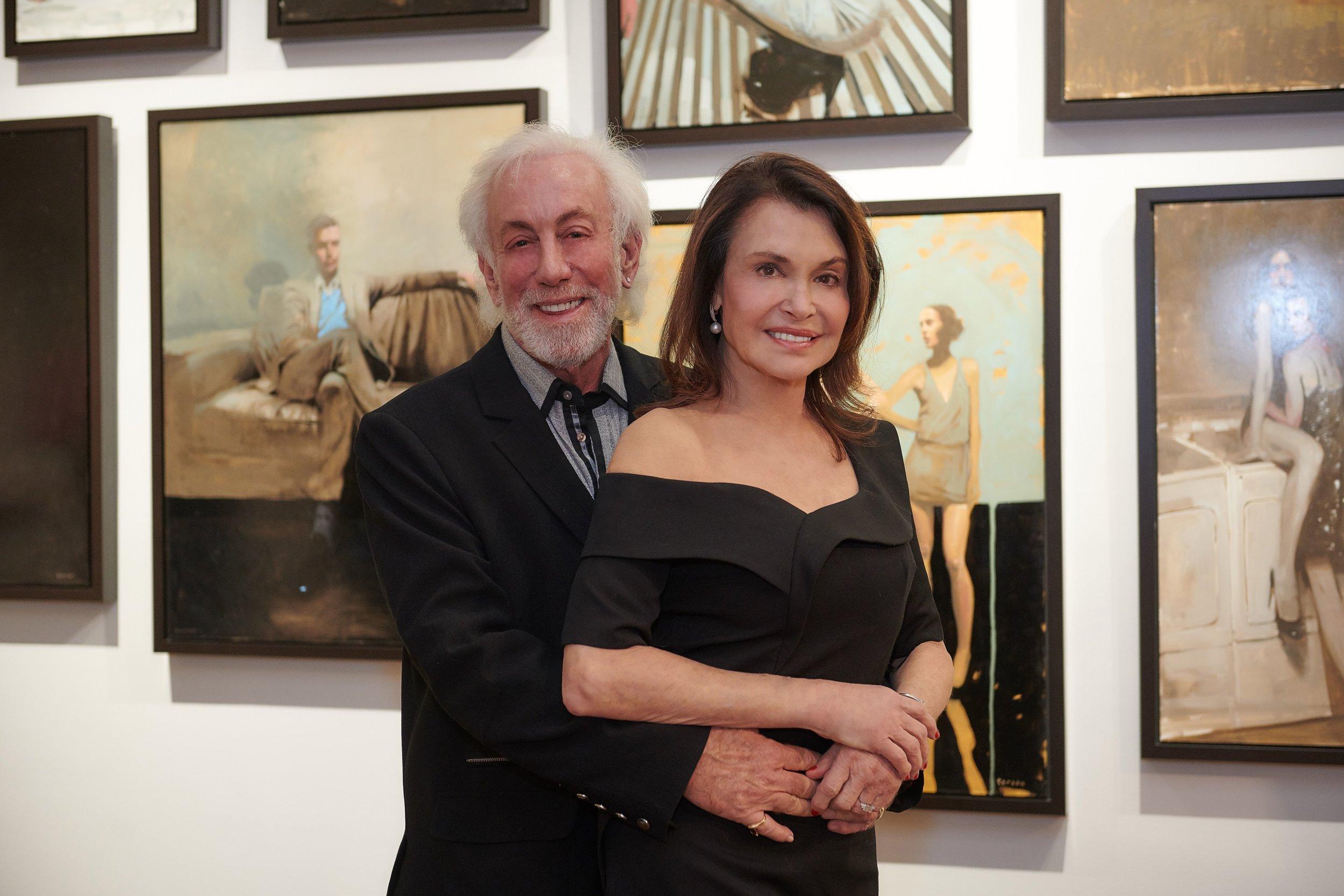 Arny Granat, Irene Michaels_Credit Jaime Pavo