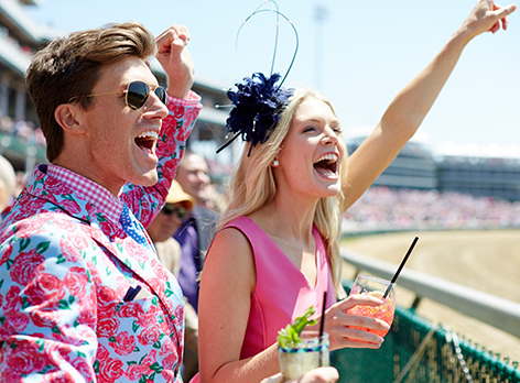 Kentucky Derby style.  (Photo: Vineyard Vines)