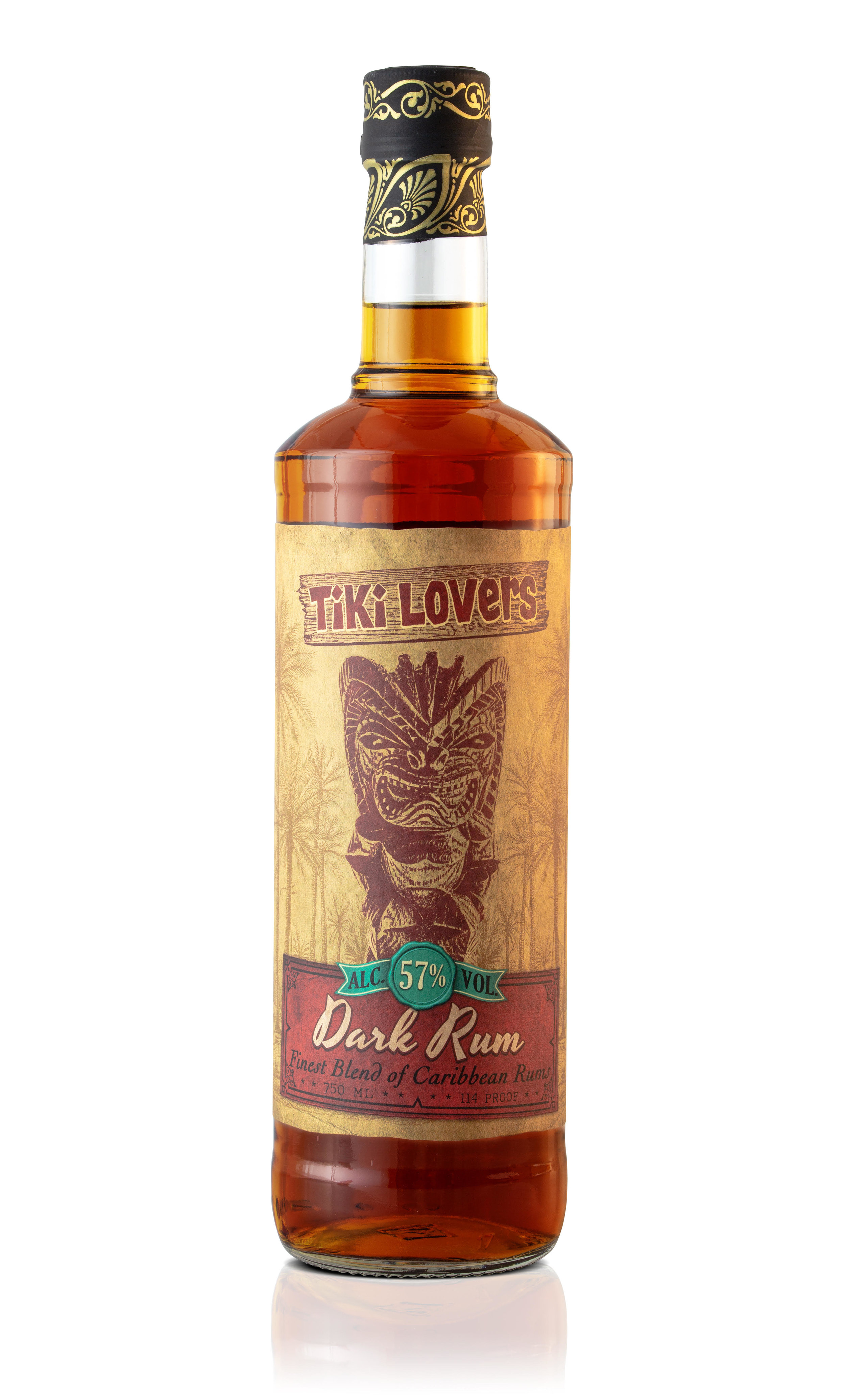 Tiki Lover's Dark Rum