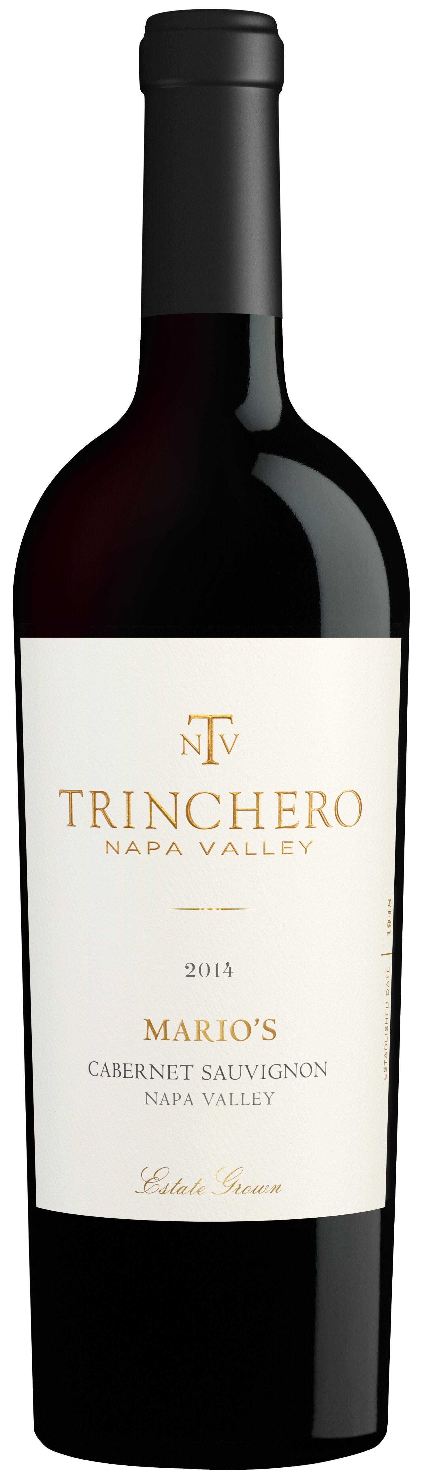 Trinchero Napa Valley 2014 Mario's Cabernet Sauvignon