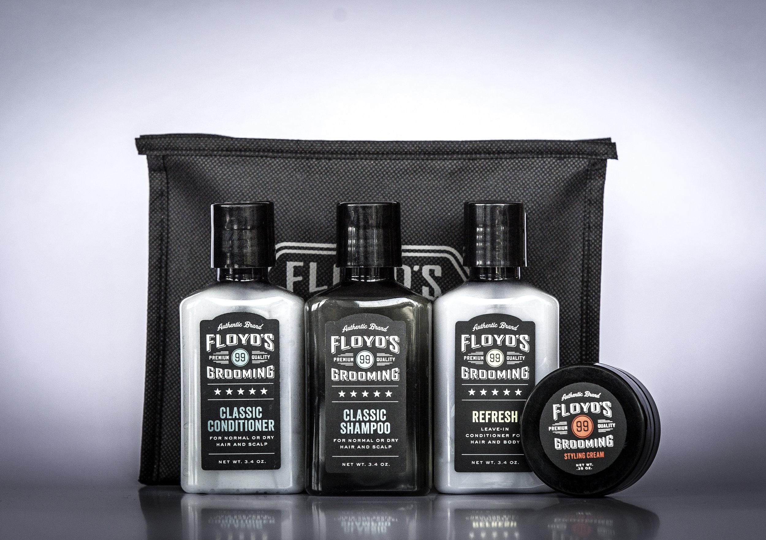 Floyds Grooming Travel Pack