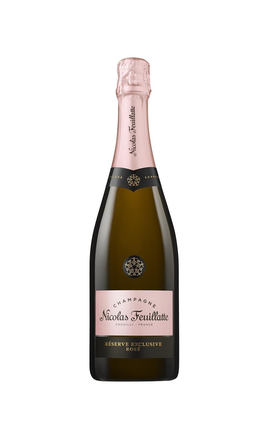 Champagne Nicolas Feuillatte Réserve Exclusive Rosé NV