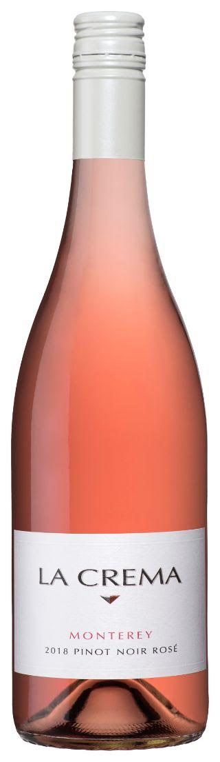 La Crema Monterey Pinot Noir Rosé 2018