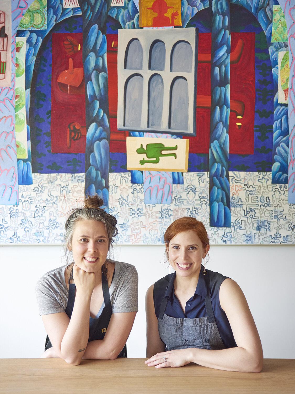 Bronwen Kinzler-Britton, Meryl Feinstein