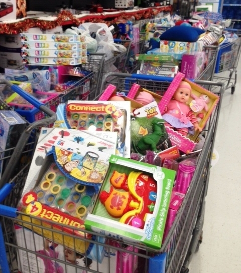 Toys for Tots - For nearly two decades Schuster employees have been helping to provide a Christmas gift for kids who may not otherwise get one.In partnership the Marines Toys for Tots program we've been able to distribute hundreds of thousands of dollars in toys to brighten the holidays for our neighbors.Employees contribute a portion of weekly earnings through voluntary payroll deduction which we save up all year.  At the end of the year employees are invited to go on a shopping spree to spend the money we've saved and choose toys that they think kids would enjoy!