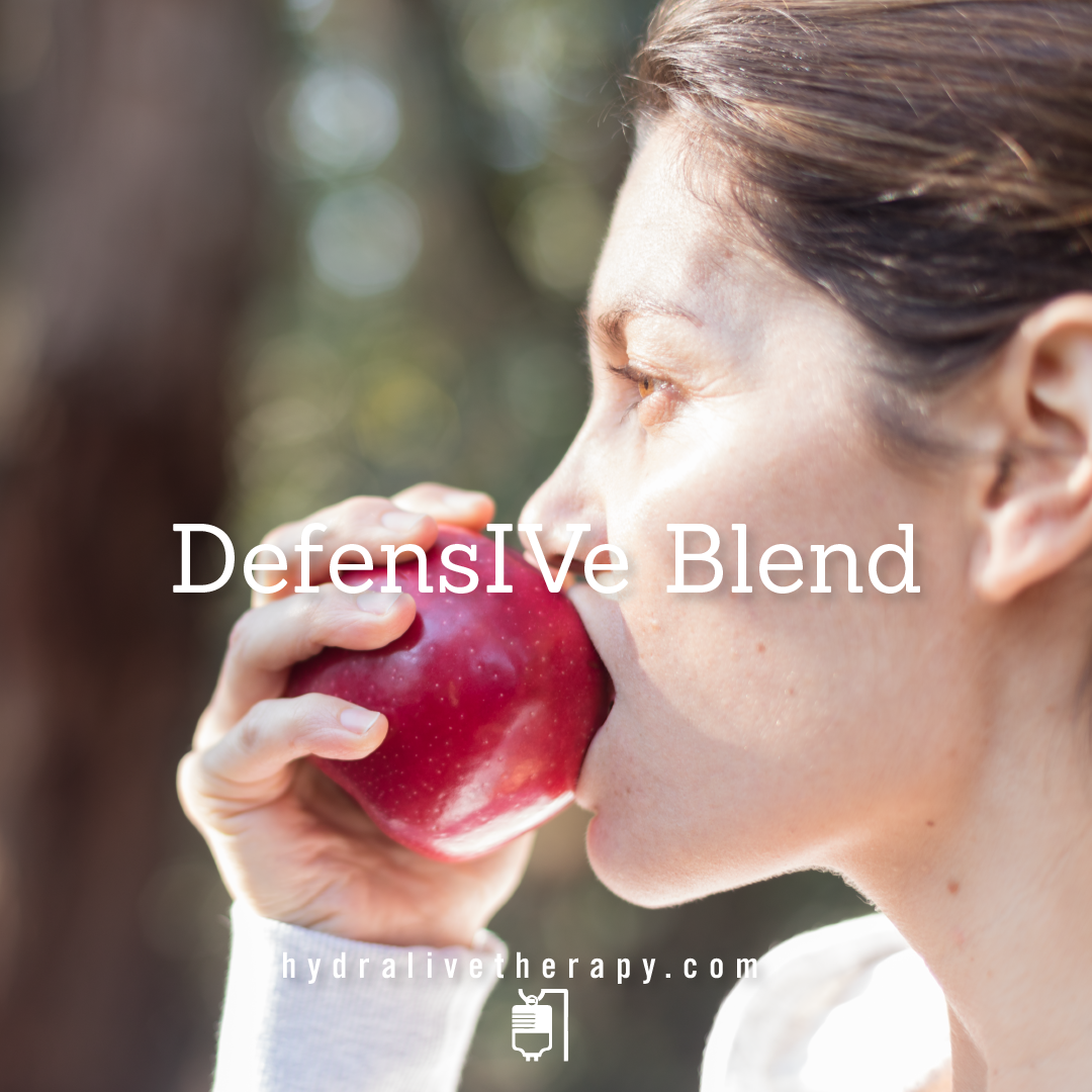DefensIVe Blend   - $42  Zinc, Copper, Manganese, Chromium & Selenium    Learn More