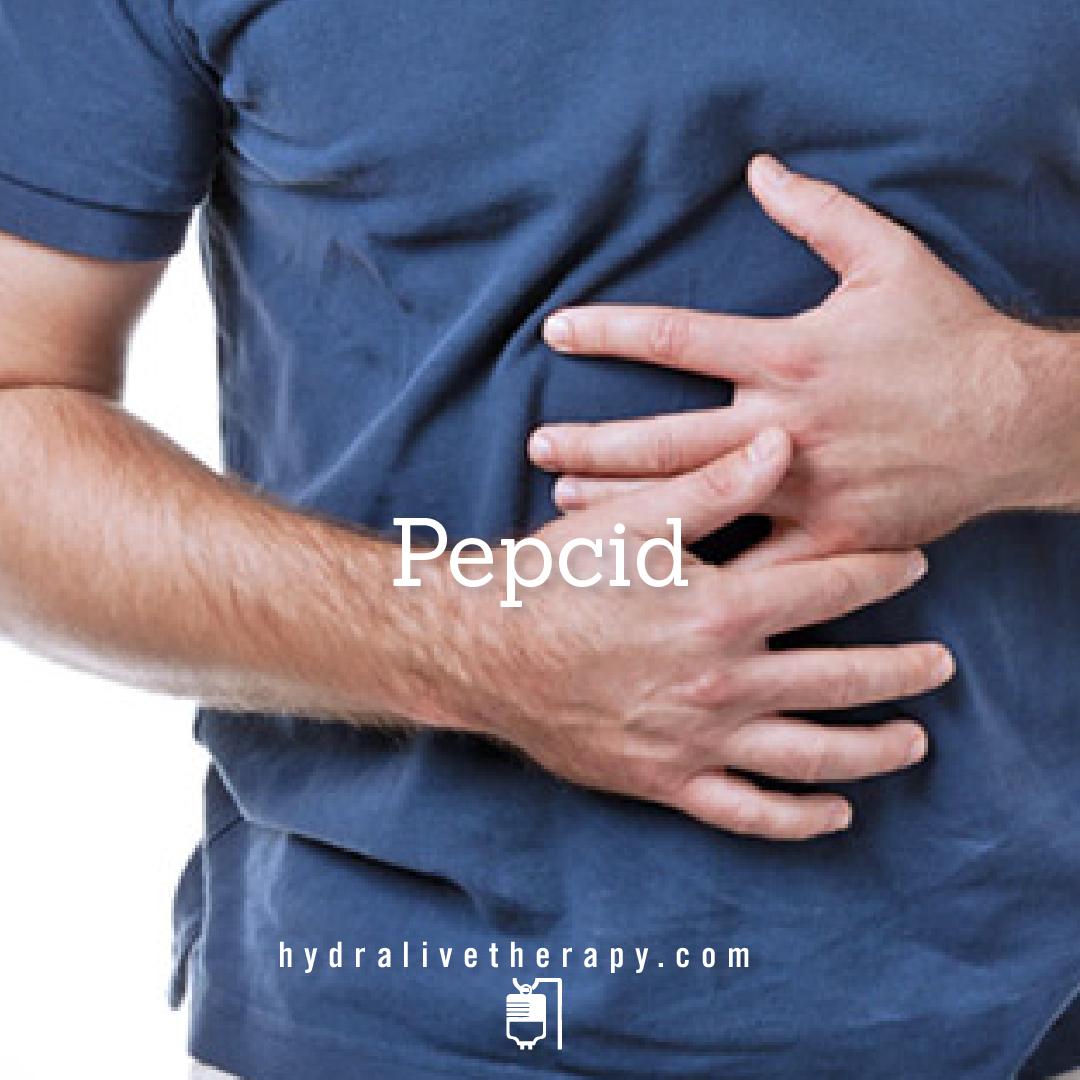 Pepcid - $18  Heartburn Relief  Potent antacid for heartburn, ingestion & sour stomach (GERD)    Learn More