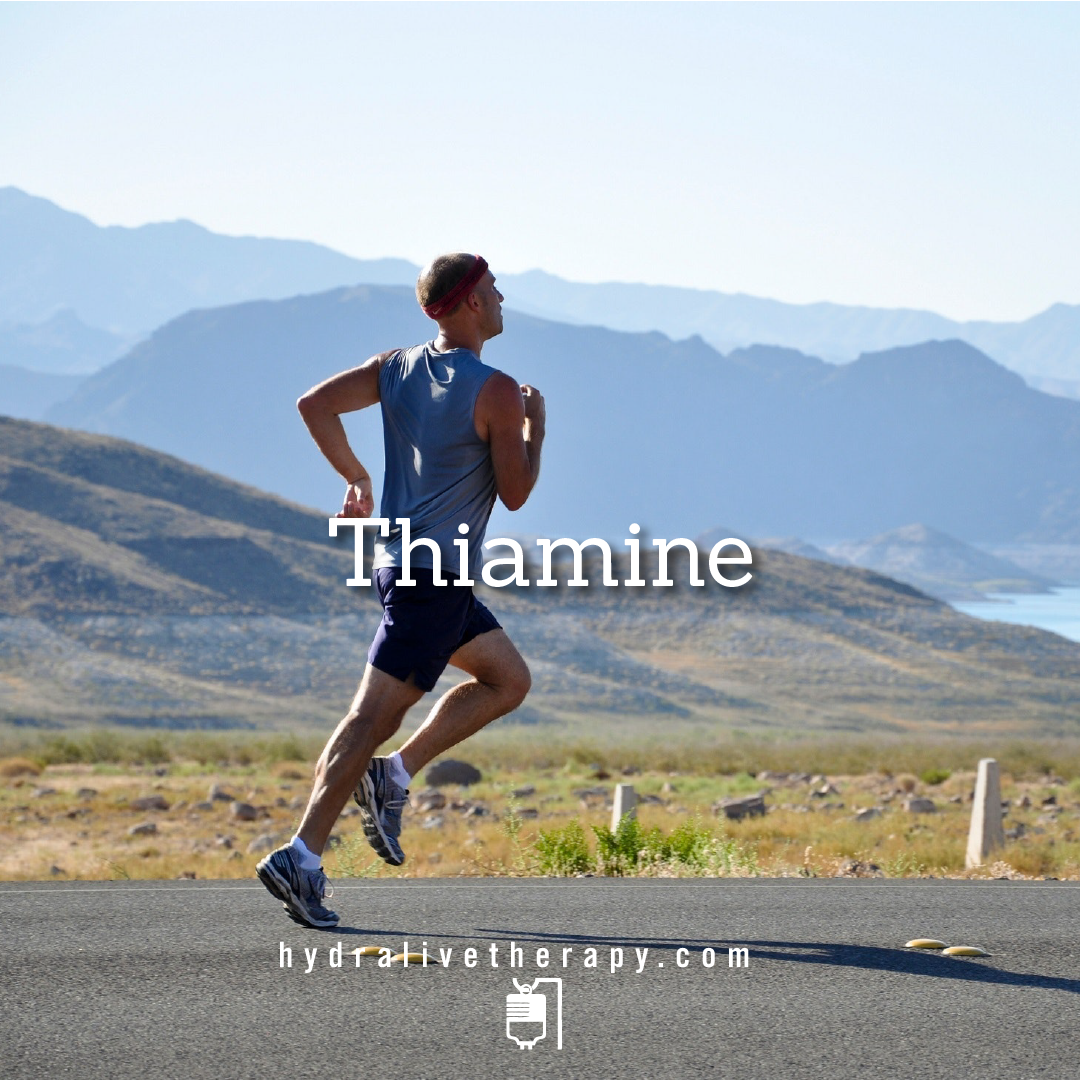 Thiamine - $30   Often called the anti stress vitamin, thiamine maintains healthy nervous system and a healthy cardiovascular system.    Learn More