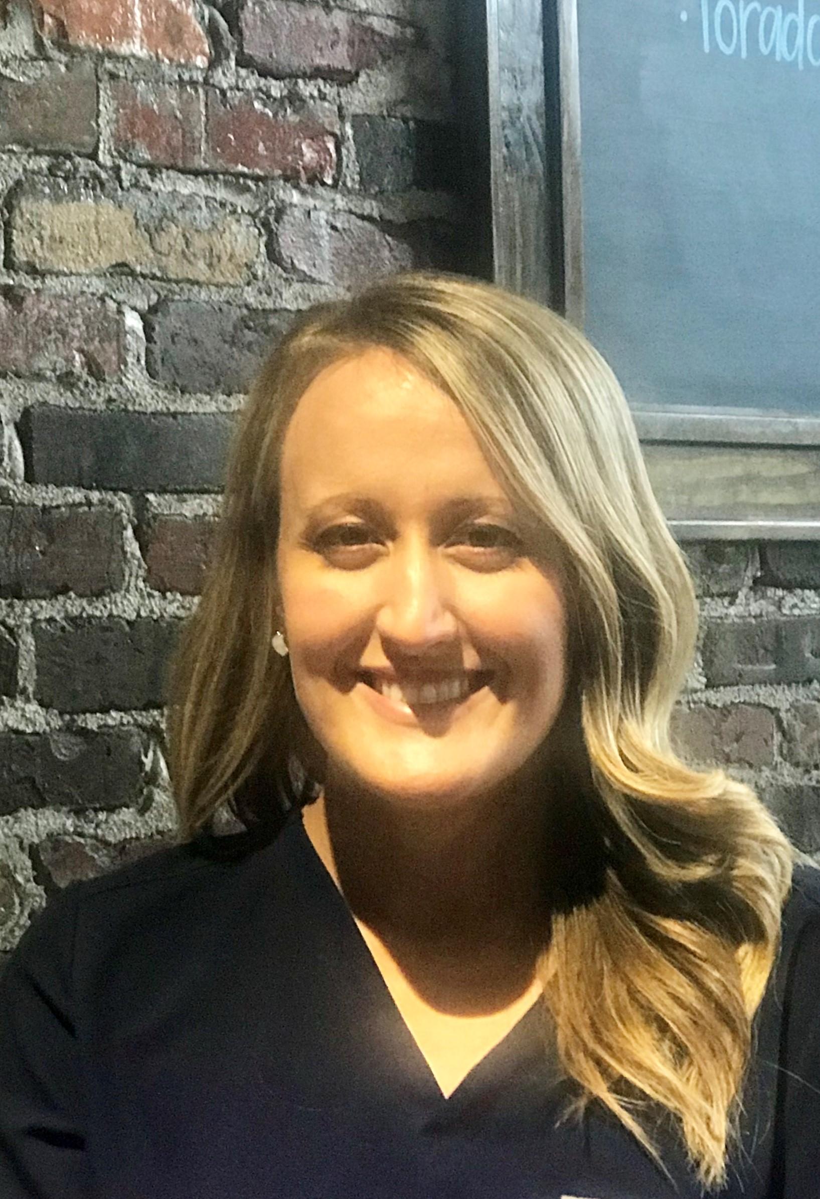 Brittany G.,  RN, ACLS, PALS
