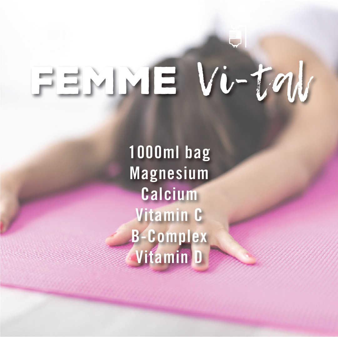 Women's Wellness  Member: $105 Non-Member: $210 Student: $166.20  You work hard and long, multitasking, multi-managing, and affecting lives — and you burn through your nutrients as fast as you can replace them. This treatment can help improve your energy, efficiency and mood.