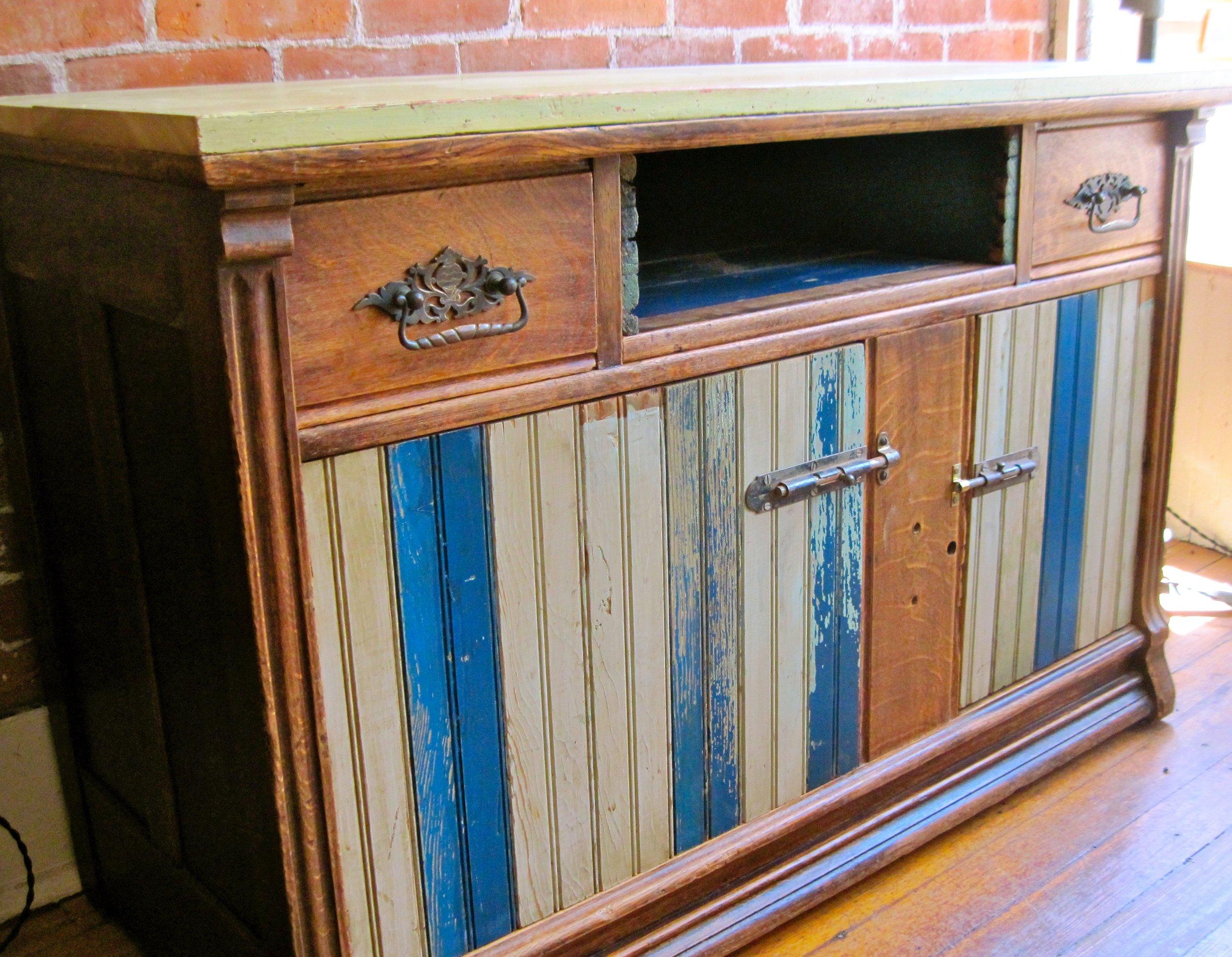 Repurposed Sideboard Cabinet