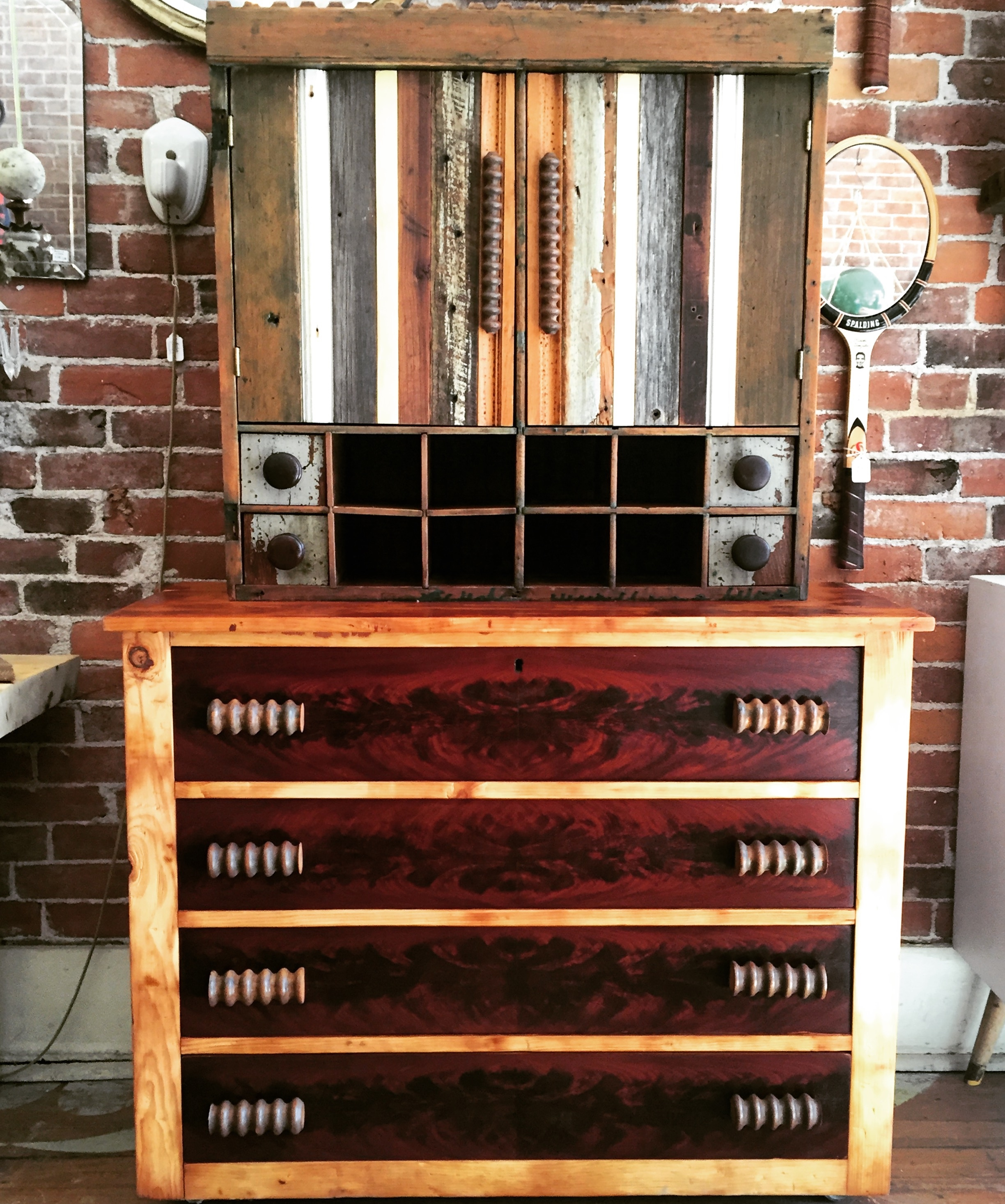 Furniture Monster: Cubby Cabinet