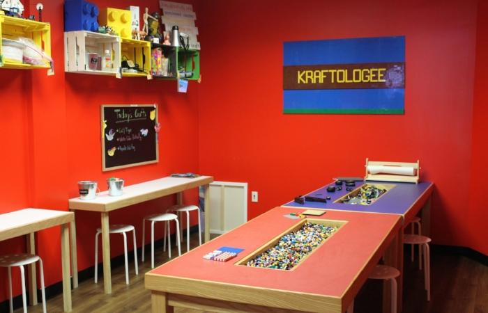 Ages 6-12 Creativity Lab