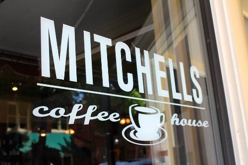 Sourced from    Mitchell's Coffee House
