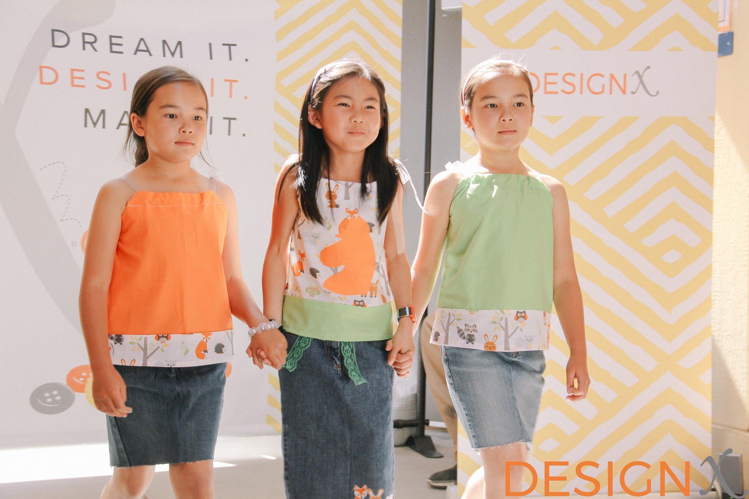 DesignX I Summer Camp